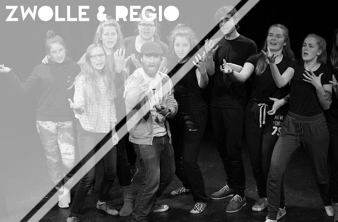 jeugdtheaterschool Zwolle & Regio